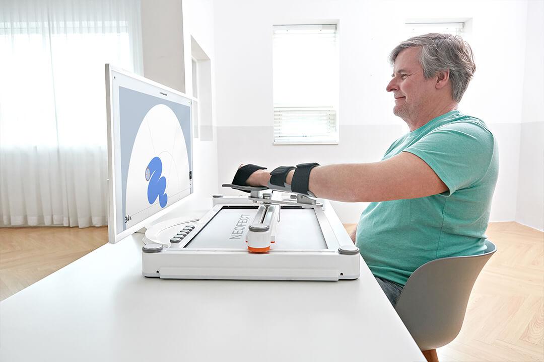 Shoulder exercises for stroke patients at home