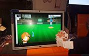 NEOFECT Smart Glove Exercise Spotlight - Baseball Catch